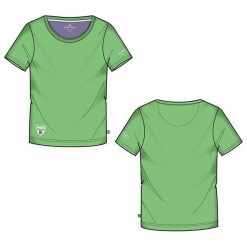 KILLTEC Koszulka damska Abelka zielona r. L (22132). T-shirty damskie KILLTEC. Za 55.16 zł.