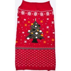 Medicine - Sweter dla psa Xmas. Czerwone swetry damskie MEDICINE, z bawełny. Za 59.90 zł.