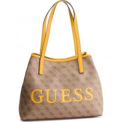 Torebka GUESS - HWSL69 95230 BWM. Brązowe torebki do ręki damskie Guess, z aplikacjami, ze skóry ekologicznej. Za 589.00 zł.