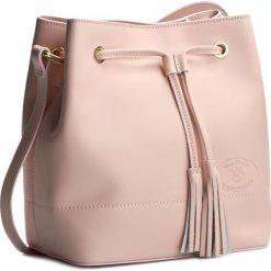 Torebka CREOLE - K10239 Różowy. Czerwone torebki do ręki damskie Creole, ze skóry. W wyprzedaży za 219.00 zł.