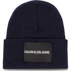 Czapka CALVIN KLEIN JEANS - J Calvin Klein Jeans K40K400759 450. Niebieskie czapki i kapelusze męskie Calvin Klein Jeans. Za 179.00 zł.