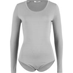 Body termiczne bonprix jasnoszary melanż. Body damskie marki bonprix. Za 59.99 zł.