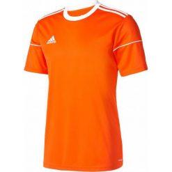 Adidas Koszulka piłkarska Squadra 17 pomarańczowa r. XL. Koszulki sportowe męskie marki bonprix. Za 53.00 zł.