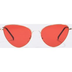NA-KD Accessories Okulary przeciwsłoneczne Cat Eye - Red. Okulary przeciwsłoneczne damskie marki QUECHUA. W wyprzedaży za 30.47 zł.