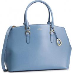 Torebka LAUREN RALPH LAUREN - Bennington 431723642006 Blue. Niebieskie torebki do ręki damskie Lauren Ralph Lauren, ze skóry. Za 1,439.00 zł.