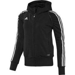 Adidas Bluza damska T12 Hoody czarna r. 46 (X13649). Bluzy damskie Adidas. Za 138.57 zł.