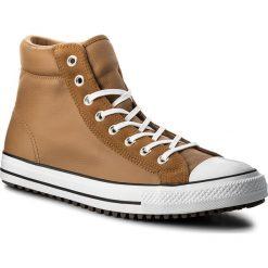 Trampki CONVERSE - Ctas Boot Pc Hi 157494C Raw Sugar/White. Brązowe trampki męskie Converse, z gumy. W wyprzedaży za 279.00 zł.