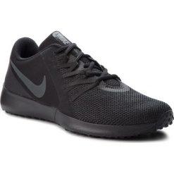 Buty NIKE - Varsity Compete Trainer AA7064 002  Black/Anthracite. Czarne buty sportowe męskie Nike, z materiału. W wyprzedaży za 229.00 zł.