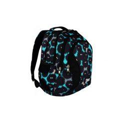 Plecak młodzieżowy St.Right Monsters. Czarna torby i plecaki dziecięce St-Majewski, z materiału. Za 126.00 zł.
