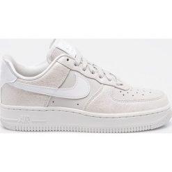 Nike Sportswear - Buty. Szare obuwie sportowe damskie Nike Sportswear, z gumy. Za 469.90 zł.