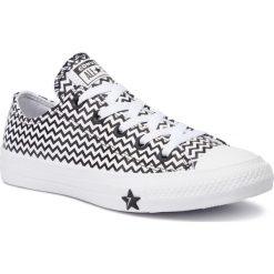 Białe buty Converse, bez zapięcia Kolekcja wiosna 2020