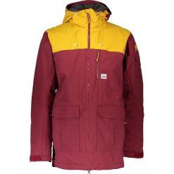 """Kurtka narciarska """"Kenny"""" w kolorze czerwonym. Czerwone kurtki snowboardowe męskie Maloja, z materiału. W wyprzedaży za 560.95 zł."""