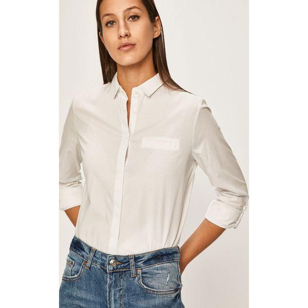 Answear Koszula Białe bluzki damskie ANSWEAR, l, bez  zEMmB