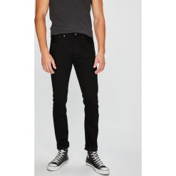 Levi's - Jeansy 501. Szare jeansy męskie Levi's. W wyprzedaży za 319.90 zł.