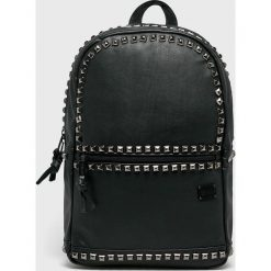 Spiral - Plecak Platinum. Czarne plecaki damskie Spiral. Za 189.90 zł.