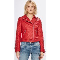 Haily's - Kurtka. Różowe kurtki damskie Haily's, z materiału. W wyprzedaży za 149.90 zł.