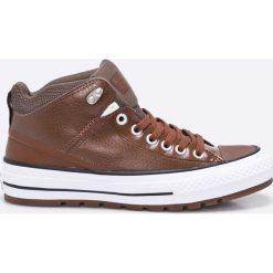 Converse - Trampki Chuck Taylor as street boot. Szare trampki męskie Converse. W wyprzedaży za 299.90 zł.