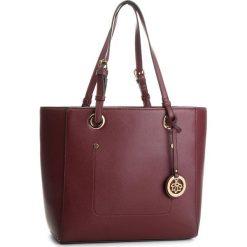 Torebka JENNY FAIRY - RH1233 Burgundy. Czerwone torebki do ręki damskie Jenny Fairy, ze skóry ekologicznej. Za 119.99 zł.