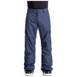 DC Spodnie Snowboardowe Banshee Pnt M Snpt bsn0 Insignia Blue L. Niebieskie spodnie snowboardowe męskie DC, na zimę. W wyprzedaży za 499.00 zł.