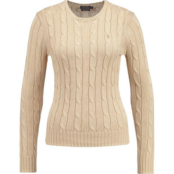 333e03fe3 Polo Ralph Lauren JULIANNA Sweter natural - Swetry damskie Polo ...