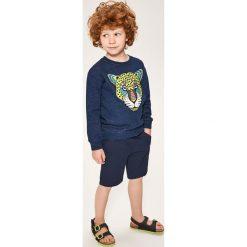 Jeansowe sandały - Zielony. Sandały chłopięce Reserved, z jeansu. Za 49.99 zł.