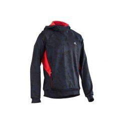 Bluza z kapturem S900. Niebieskie bluzy dla chłopców DOMYOS. Za 64.99 zł.