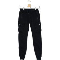 Granatowe Jeansy Streamlined. Jeansy dla chłopców marki Reserved. Za 69.99 zł.