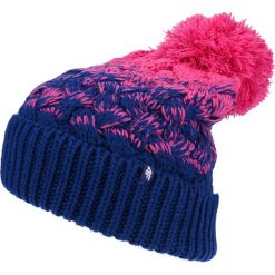 Czapka damska CAD254 - jasny róż. Czapki i kapelusze damskie marki WED'ZE. W wyprzedaży za 39.99 zł.