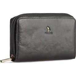 Duży Portfel Damski PUCCINI - P-22036 Black 1. Czarne portfele damskie Puccini, ze skóry. W wyprzedaży za 169.00 zł.