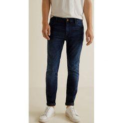 Mango Man - Jeansy Jude3. Niebieskie jeansy męskie Mango Man. Za 139.90 zł.