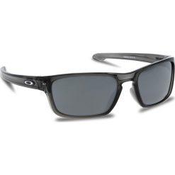 Okulary przeciwsłoneczne OAKLEY - Sliver Stealth OO9408-0356 Grey Smoke Prizm Black Iridium. Szare okulary przeciwsłoneczne męskie Oakley, z tworzywa sztucznego. W wyprzedaży za 479.00 zł.