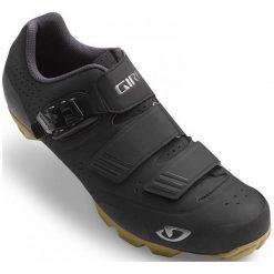 Giro Buty Rowerowe Privateer R Black/Gum M 43,5. Czarne buty sportowe męskie GIRO, z syntetyku. W wyprzedaży za 419.00 zł.
