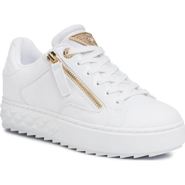 Sneakersy GUESS Figgi FL6FII FAL12 WHITE
