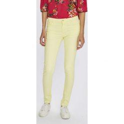 Answear - Jeansy. Szare jeansy damskie ANSWEAR. W wyprzedaży za 49.90 zł.