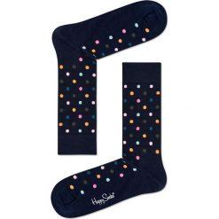 Happy Socks - Skarpety Dot. Czarne skarpety męskie Happy Socks. Za 39.90 zł.