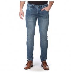 Pepe Jeans Jeansy Męskie Finsbury 32/34 Niebieski. Niebieskie jeansy męskie Pepe Jeans. W wyprzedaży za 230.00 zł.