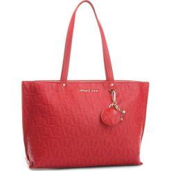Torebka VERSACE JEANS - E1VSBBH2 70780 500. Czerwone torebki do ręki damskie Versace Jeans, z jeansu. Za 749.00 zł.