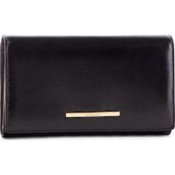 Duży Portfel Damski MONNARI - PUR0760-020 Black. Czarne portfele damskie Monnari, ze skóry. W wyprzedaży za 169.00 zł.