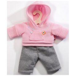 Heless Bluza I Spodnie, Różowy. Bluzy dla dziewczynek marki 4f. W wyprzedaży za 57.00 zł.