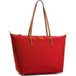 Torebka LAUREN RALPH LAUREN - Chadwick 431687516003 Medium Red. Czerwone torebki do ręki damskie Lauren Ralph Lauren, z materiału. Za 609.90 zł.