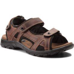 Sandały LASOCKI FOR MEN - MI20-MATEO-01 Brązowy 1. Brązowe sandały męskie Lasocki For Men, z materiału. W wyprzedaży za 99.99 zł.