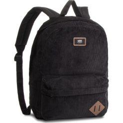 Plecak VANS - Old Skool II Back Darkest V000ONIZ47 Black. Czarne plecaki damskie Vans, z materiału, sportowe. W wyprzedaży za 139.00 zł.