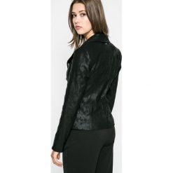 Liu Jo - Kurtka. Czarne kurtki damskie Liu Jo, z acetatu. W wyprzedaży za 579.90 zł.