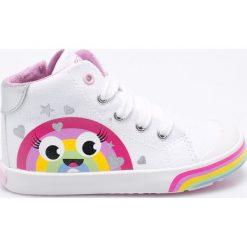 Geox - Trampki dziecięce. Buty sportowe dziewczęce marki bonprix. W wyprzedaży za 179.90 zł.