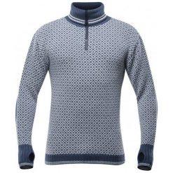 Devold Bluza Termiczna Slogen Zip Neck Night/Offwhite Xl. Bluzy męskie marki KALENJI. W wyprzedaży za 299.00 zł.