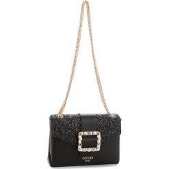 Torebka GUESS - HWVG69 97780 BLA. Czarne torebki do ręki damskie Guess, ze skóry ekologicznej. W wyprzedaży za 309.00 zł.