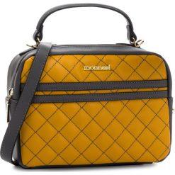 Torebka MONNARI - BAG9170 Grey 019. Żółte torebki do ręki damskie Monnari, ze skóry ekologicznej. W wyprzedaży za 149.00 zł.