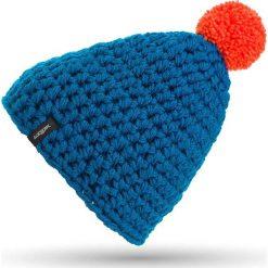 Woox Czapka Ręcznie Robiona Unisex |Handmade| Pomarańczowa Puru Beanie -          -          - 8595564781554. Czapki i kapelusze męskie Woox. Za 72.08 zł.