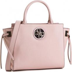 Torebka GUESS - HWVG71 86060  BLS. Czerwone torebki do ręki damskie Guess, z aplikacjami, ze skóry ekologicznej. Za 649.00 zł.