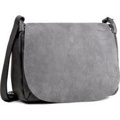 Torebka CREOLE - K10454  Szary. Szare torebki do ręki damskie Creole, ze skóry. Za 299.00 zł.
